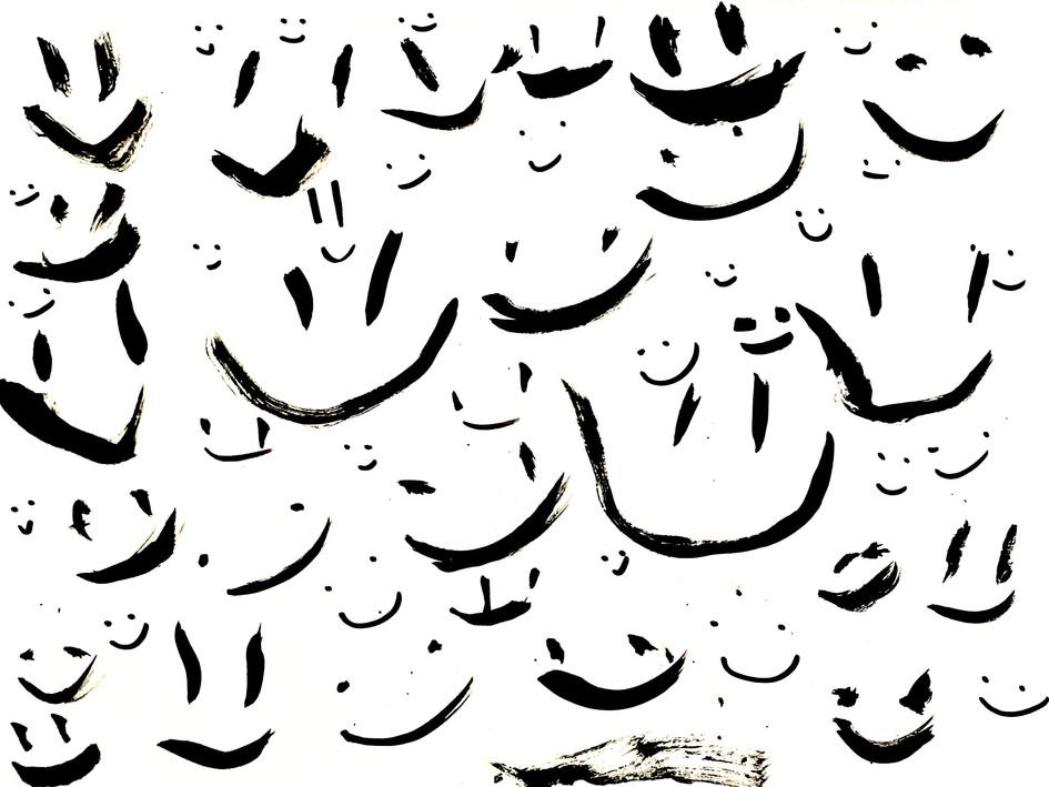 Smile (Hand-drawn)