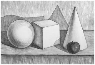 Рисунок, 30х40, Маргарита Оуэн