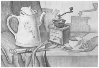 Рисунок, 30х40, Анастасия Сталенная