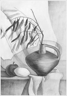 Рисунок, 40з30, Елизавета Назаренко
