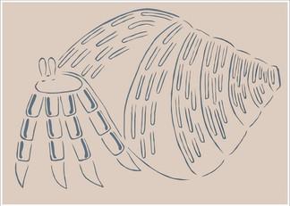 Многослойное вырезание, 30х40, Виктория Семенец