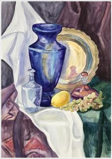 Живопись, 66х46, Елизавета Егорова