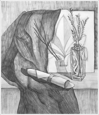Рисунок, 35х30, Андрей Наконечный
