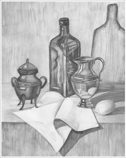 Рисунок, 50х40, София Хазанова