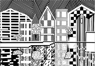 Графика, 45х67, Елизавета Егорова
