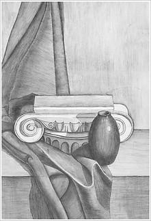 Рисунок, 40х30, Александр Подольский