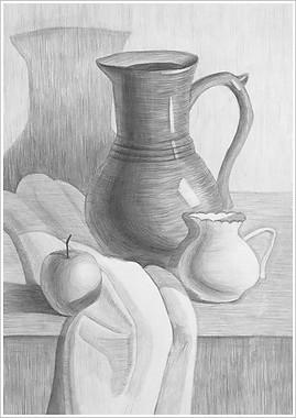 Рисунок, 40х30, Виктория Семенец