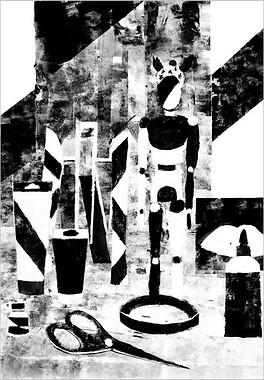 Графика, 60х40, Елизавета Назаренко