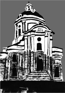 Графика, 60х40, Елизавета Егорова