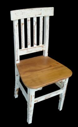 Cadeira Estação Branca