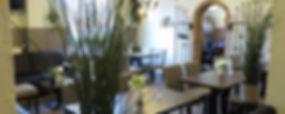 Deze lounge van Hotel Artisan te Oirschot is 24 uur per dag geopend