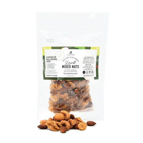 Roasted Thai Larb Deluxe Mixed Nuts 200g