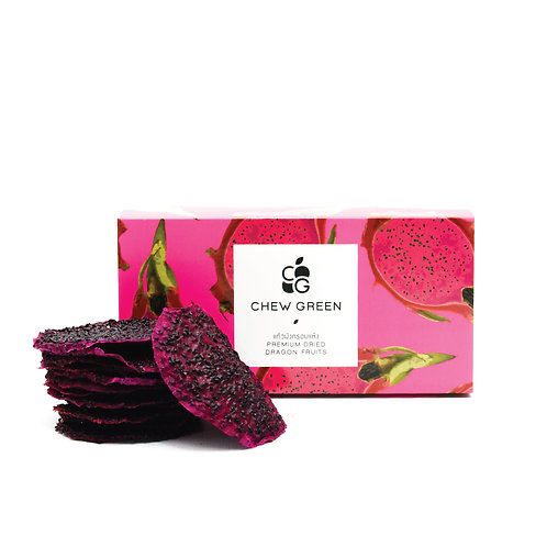 Premium Dried Dragon Fruits 120g