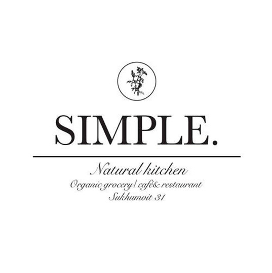 Simple Natural Kitchen