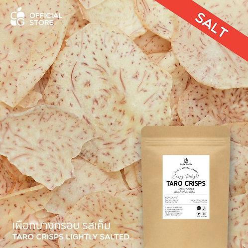 100g CRISPY DELIGHTS   Lightly Salted Thin Taro Crisps