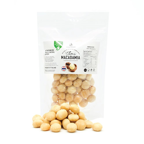 Lightly Salted Whole Roasted Macadamia 200g