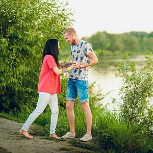 Олег и Алина