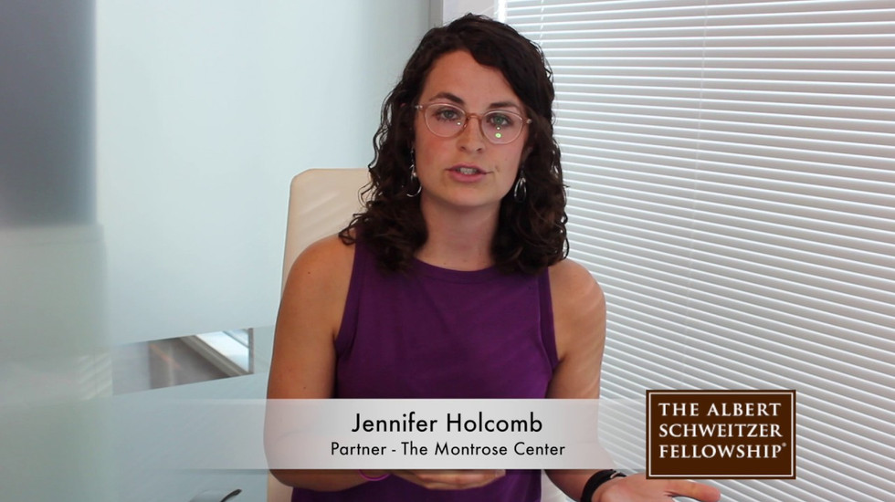 Jennifer Holcomb