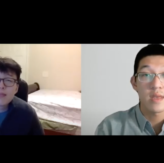 Brandon Chow and George Liu
