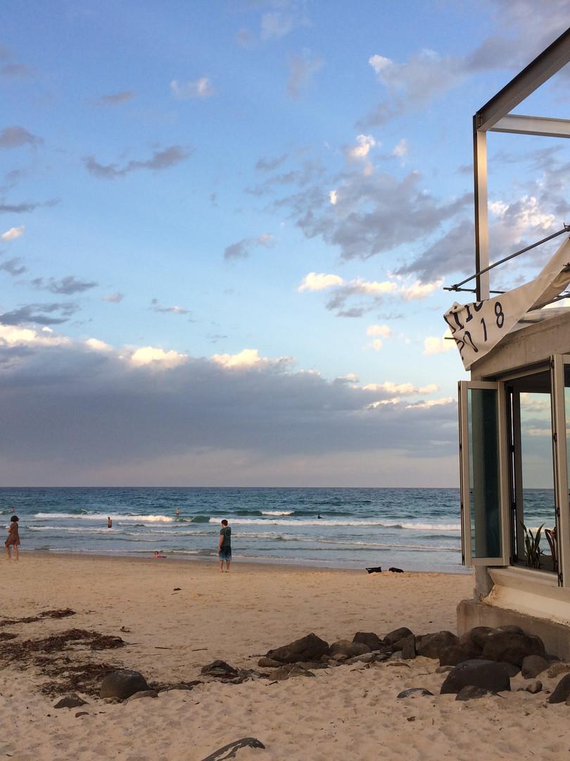 Urban Gold Coast Beach