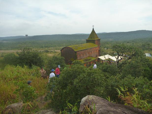Cambodian Church