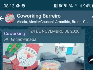 """Mimos"" Coworking Barreiro"