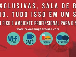 COMO FUNCIONA O COWORKING BARREIRO?