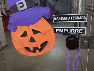 Será que estamos animados para o Halloween?