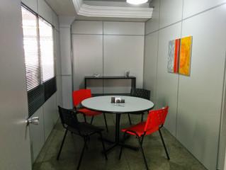 Já pensou ter uma espaço para receber seus clientes?