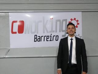 EU ESCOLHO COWORKING BARREIRO!