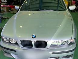 BMW 525(E39)イモビライザーキー追加