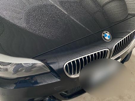 【山口県】BMW 520i スマートキー追加作業【山口市】