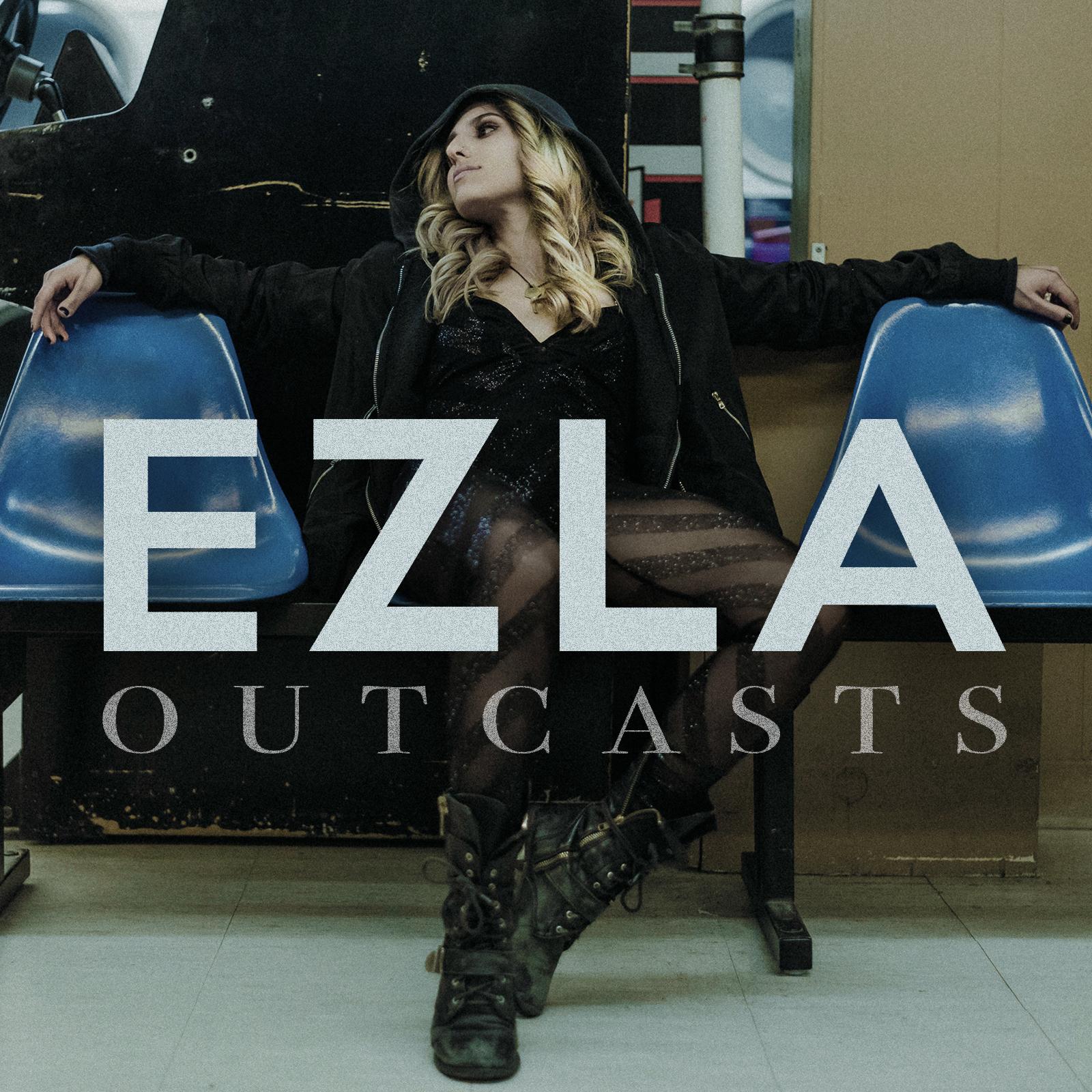 EZLA SINGLE COVER