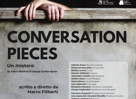 ALESSANDRO CARLETTI | Conversation Pieces
