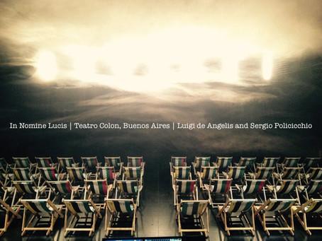 LUIGI DE ANGELIS &SERGIO POLICICCHIO| In Nomine Lucis