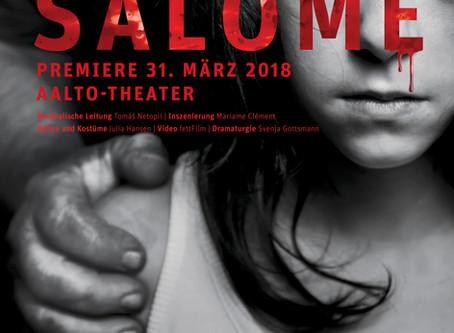MARIAME CLÉMENT | Salome