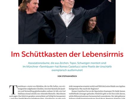 ROMEO CASTELLUCCI   Opernwelt Kritikerpreis