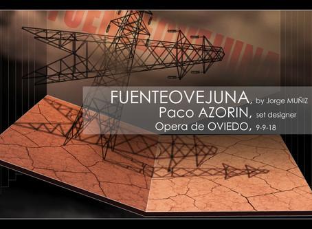 PACO AZORIN | Fuenteovejuna