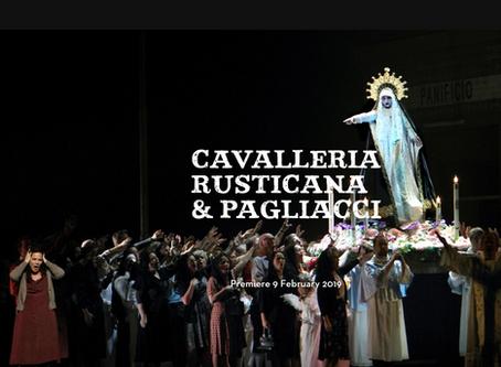CARLA TETI, ALESSANDRO CARLETTI | Cavalleria rusticana / I Pagliacci