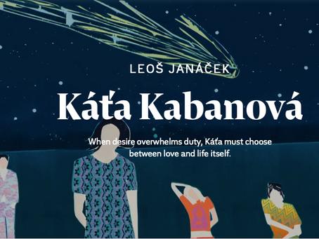 ALESSANDRO CARLETTI | Kata Kabanova
