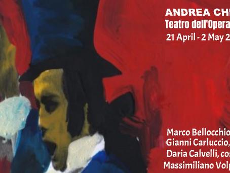 GIANNI CARLUCCIO | Andrea Chenier