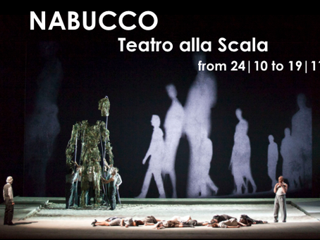 ALESSANDRO CARLETTI, LUCA SCARZELLA | Nabucco