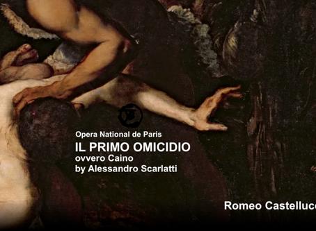 ROMEO CASTELLUCCI   Il primo omicidio