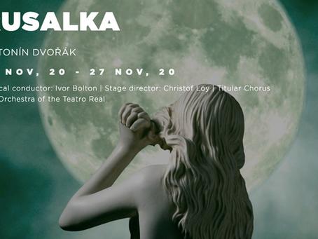 BERND PURKRABEK | Rusalka