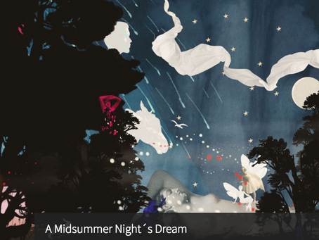 ALESSANDRO CARLETTI | A Midsummer Night's Dream