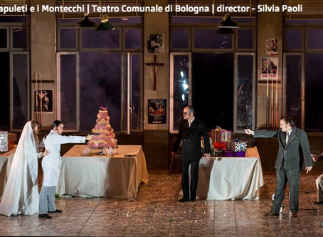 SILVIA PAOLI, ALESSANDRO CARLETTI | I Capuleti e i Montecchi