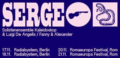 LUIGI DE ANGELIS, HUBERT WESTKEMPER  | Serge