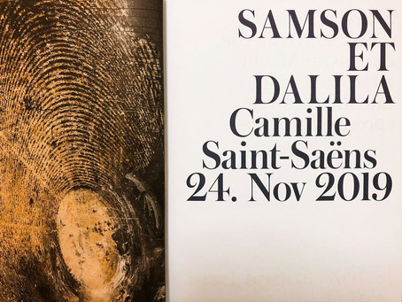 ETIENNE PLUSS | Samson et Dalila