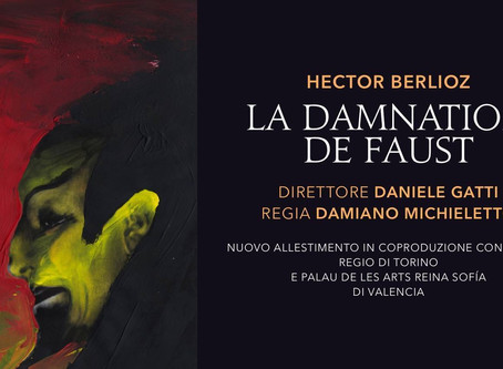 CARLA TETI, ALESSANDRO CARLETTI, ROCA FILM | Damnation de Faust