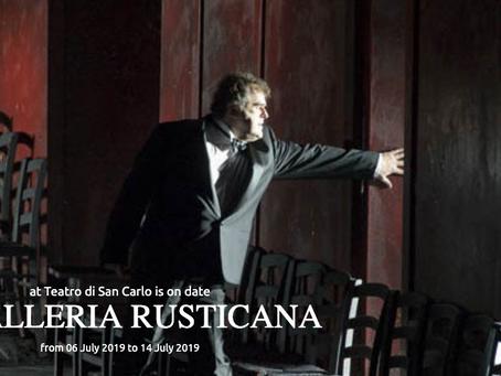 ALESSANDRO CARLETTI | Cavalleria Rusticana / Pulcinella